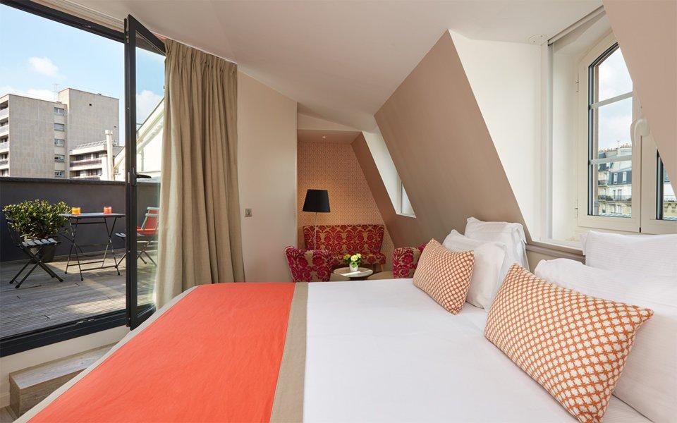 hôtel vic eiffel site officiel hôtel design