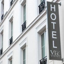Hotel Vic Eiffel - Extérieur