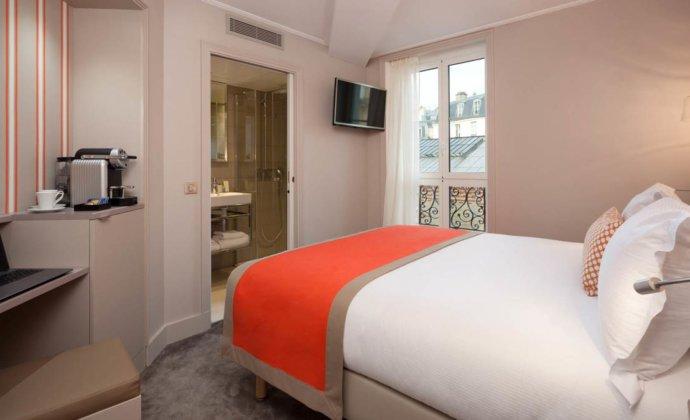 Hotel Vic Eiffel - Chambre